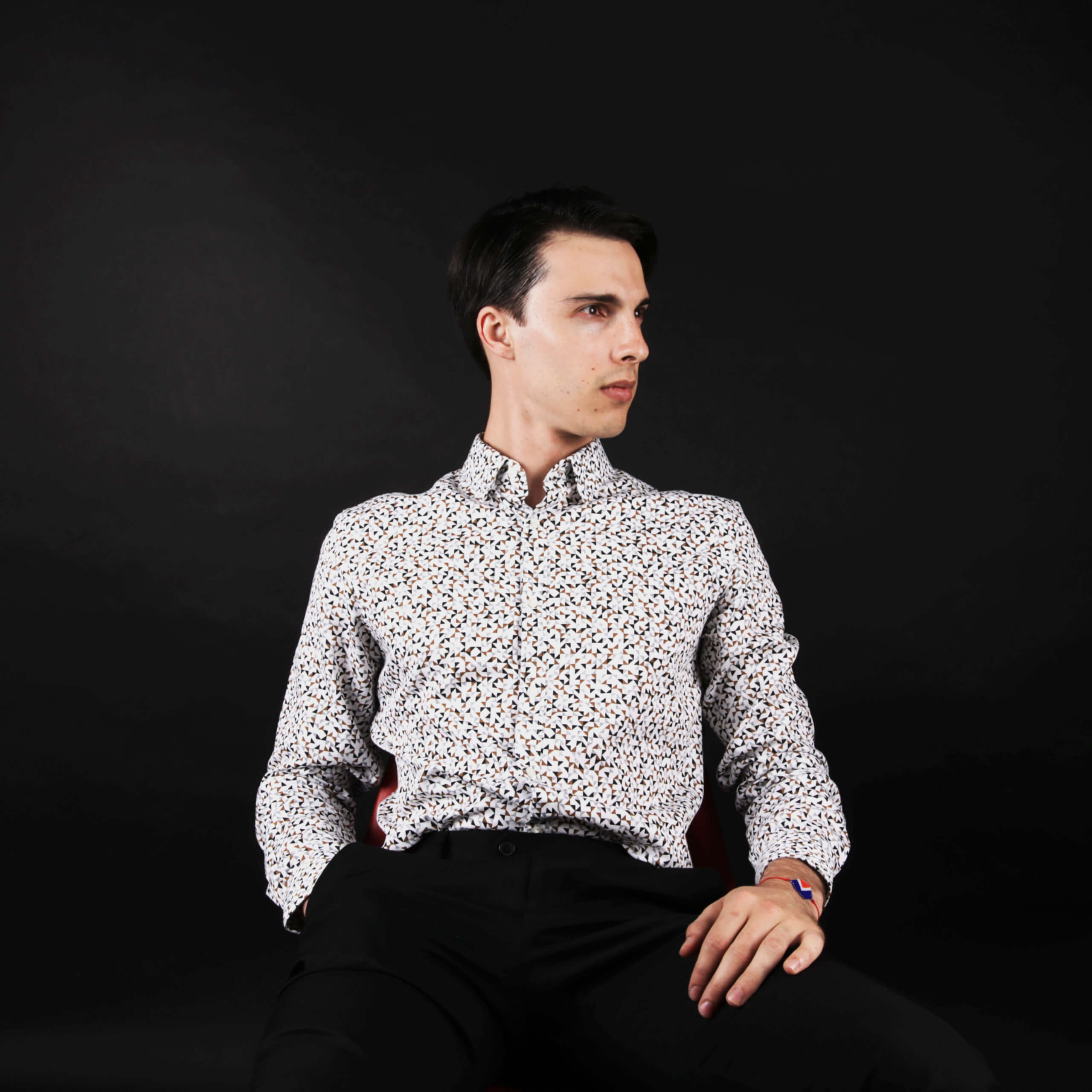 A portrait of Liam Pitcher, the Managing Director of The DJ Company.