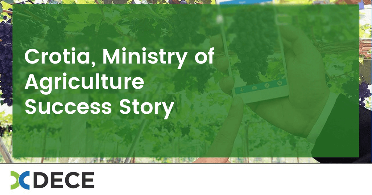 Croatia, Ministry of Agriculture Success Story