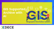 GIS Supported Archive with AI