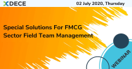 Special Solutions For FMCG Sector Field Team Management