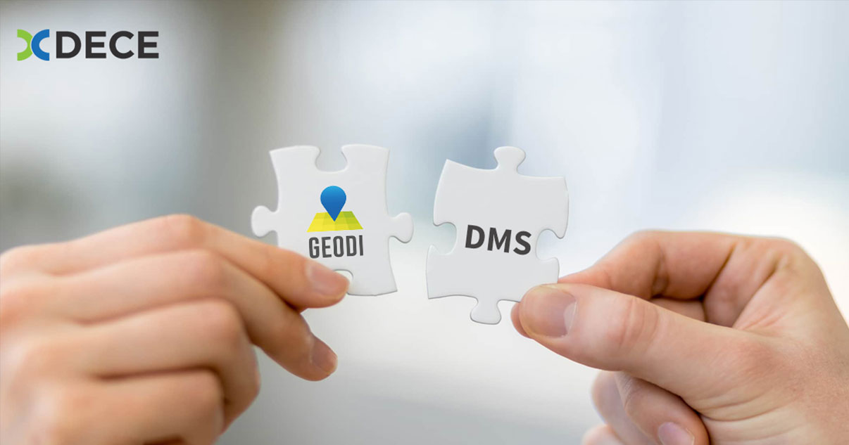 Make your DMS smarter with GEODI