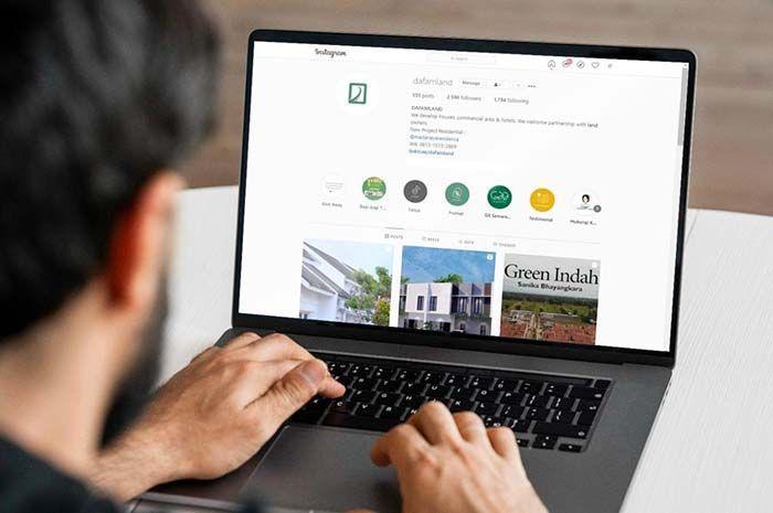 Optimalisasi platform digital untuk penetrasi sektor properti memacu penjualan Dafamland. (suaramerdeka.com / dok)