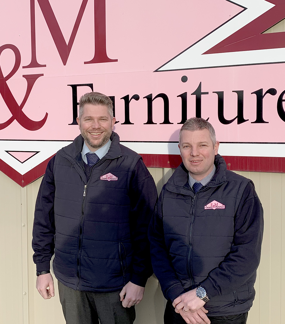 E and M Carpets and Furniture