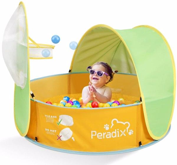 Tienda de Playa para Bebés Portátiles