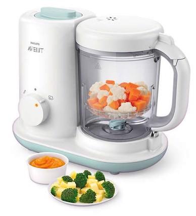 Robot de Cocina para Bebés SCF862/02 Philips AVENT