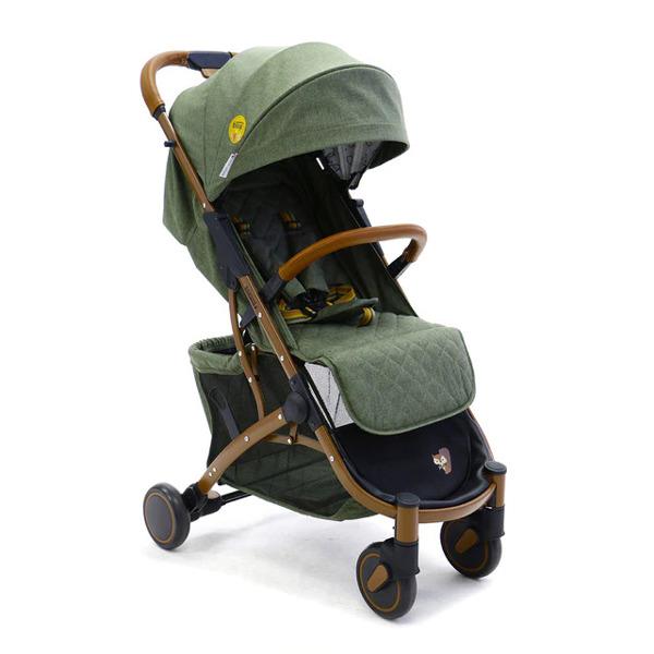 Silla de paseo Asalvo Fox Ranger verde