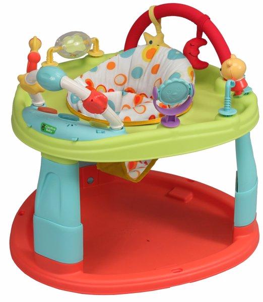 Base de actividades y de estimulación para bebés