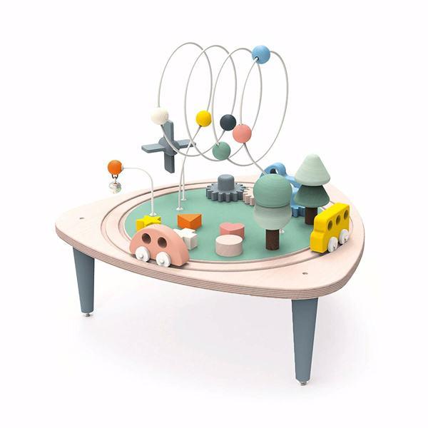 Mesa de actividades de madera Sweet Cocoon