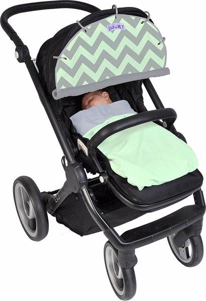 Parasol / Protección solar universal para cochecitos, capazos y sillas de paseo