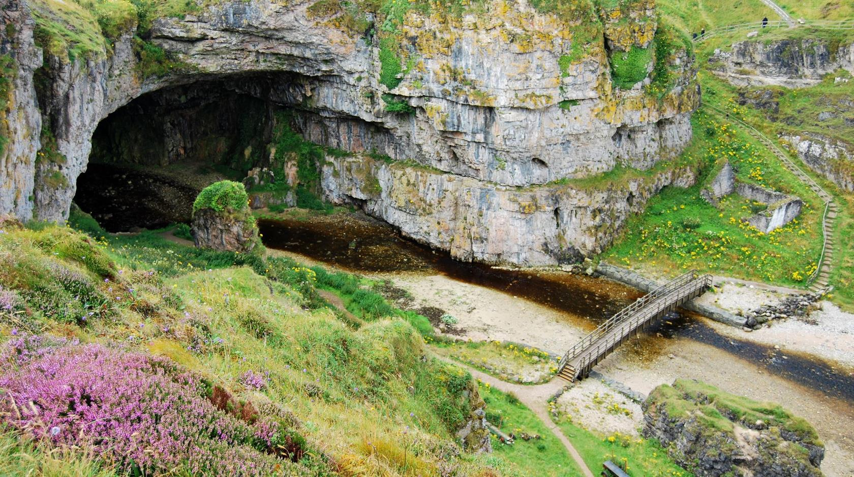 The Breathtaking Smoo Cave
