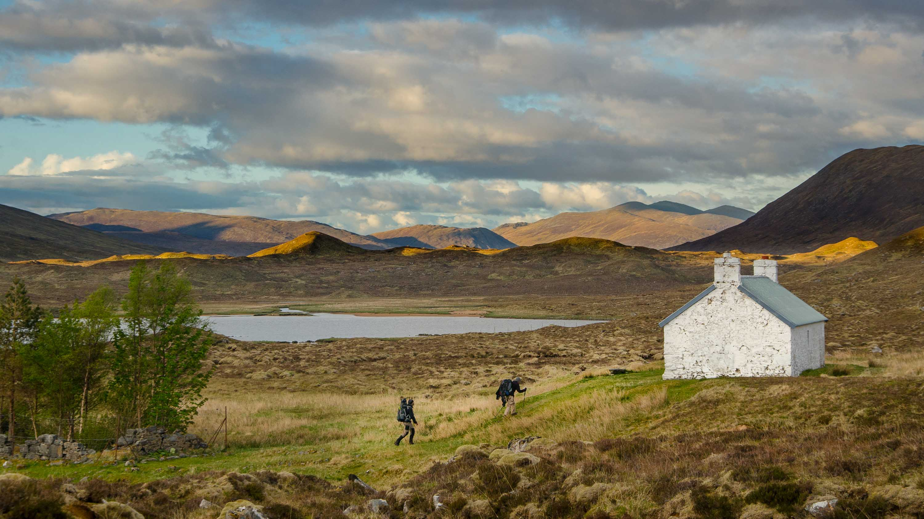 Experiencing the Cape Wrath Trail