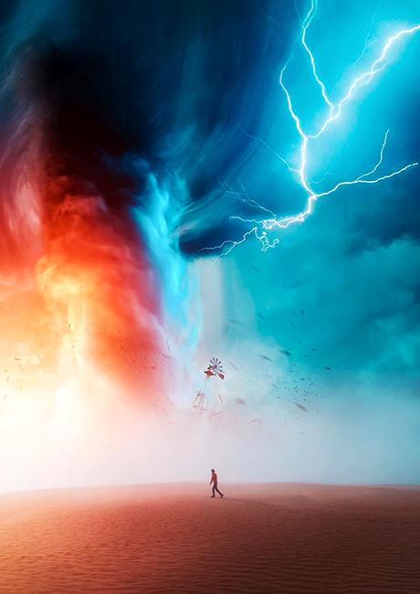 tempête céleste