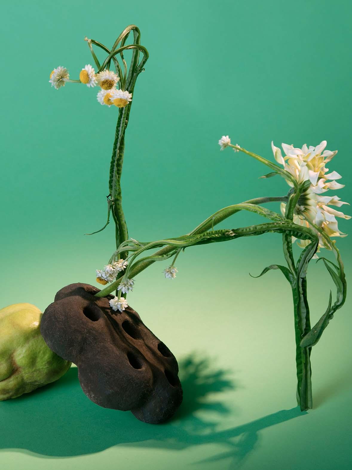 muhabara ikebana vase