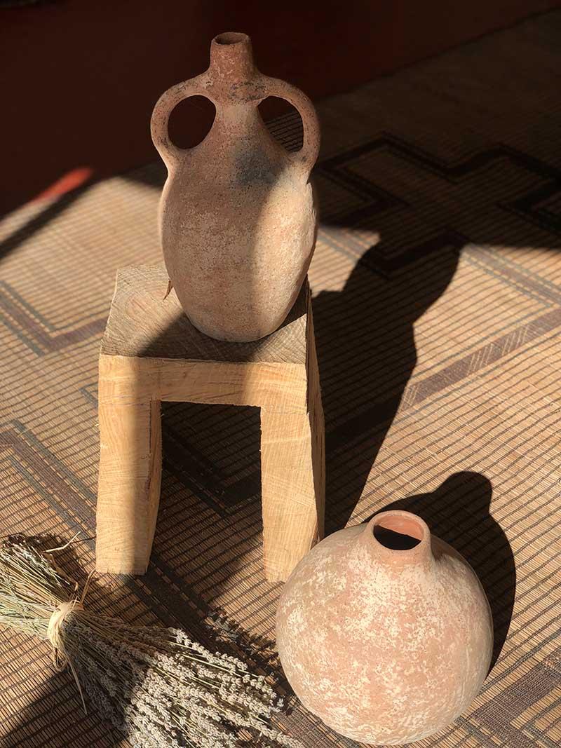 muzharia freckles vase