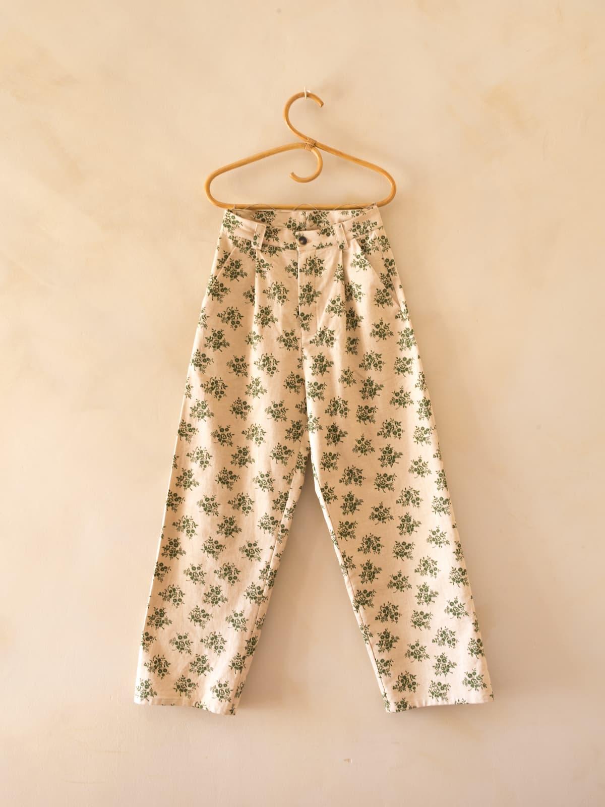 mignonette trousers
