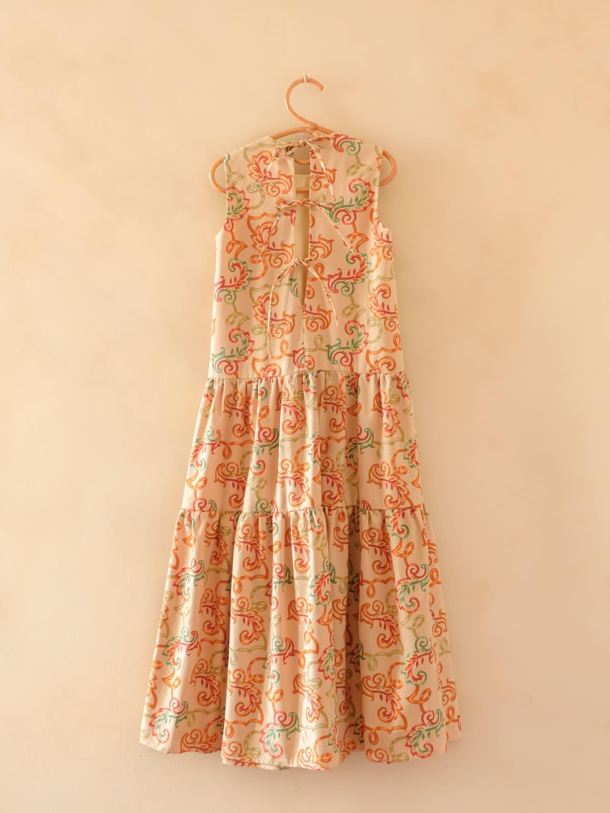 volute dress