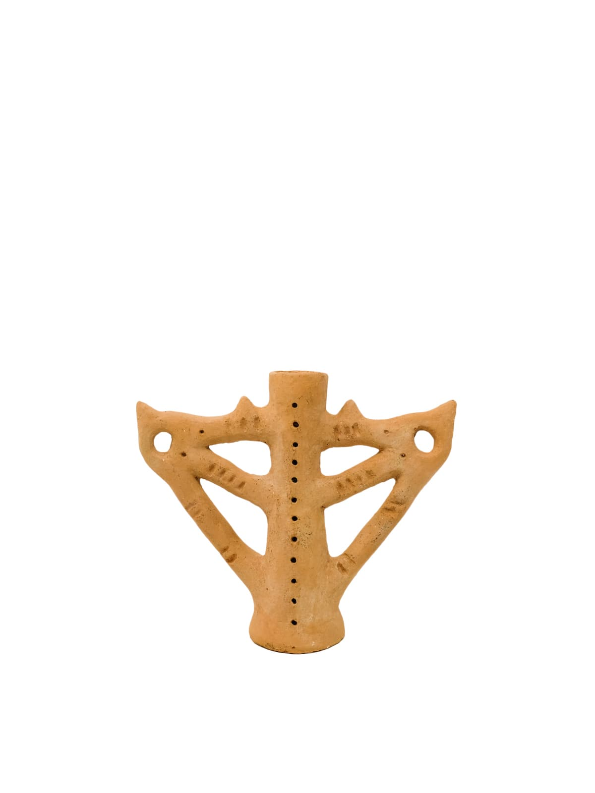 nude qandil candle holder