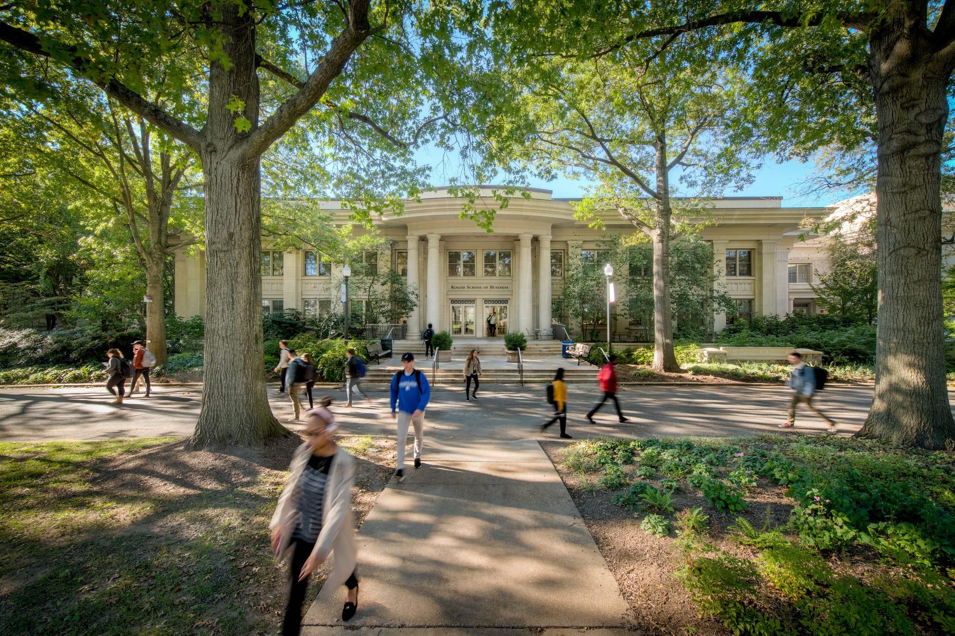 A US university