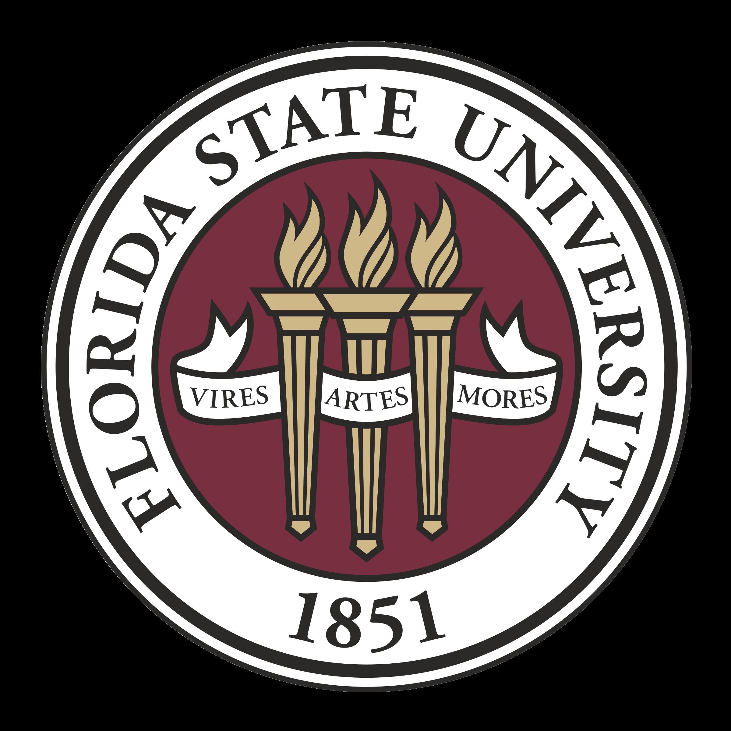 Logo of a US university