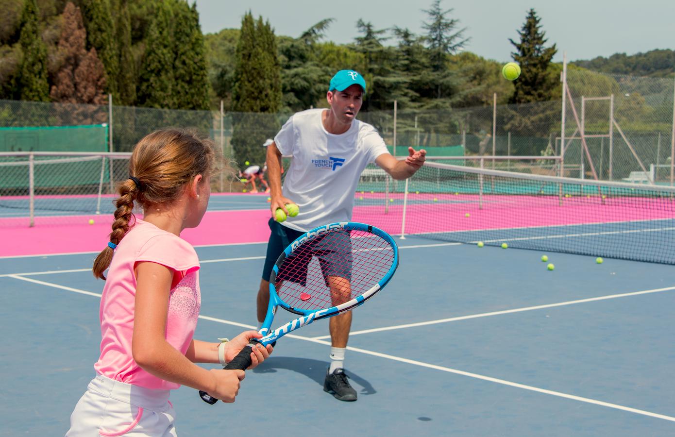 Stage tennis vacances pâques
