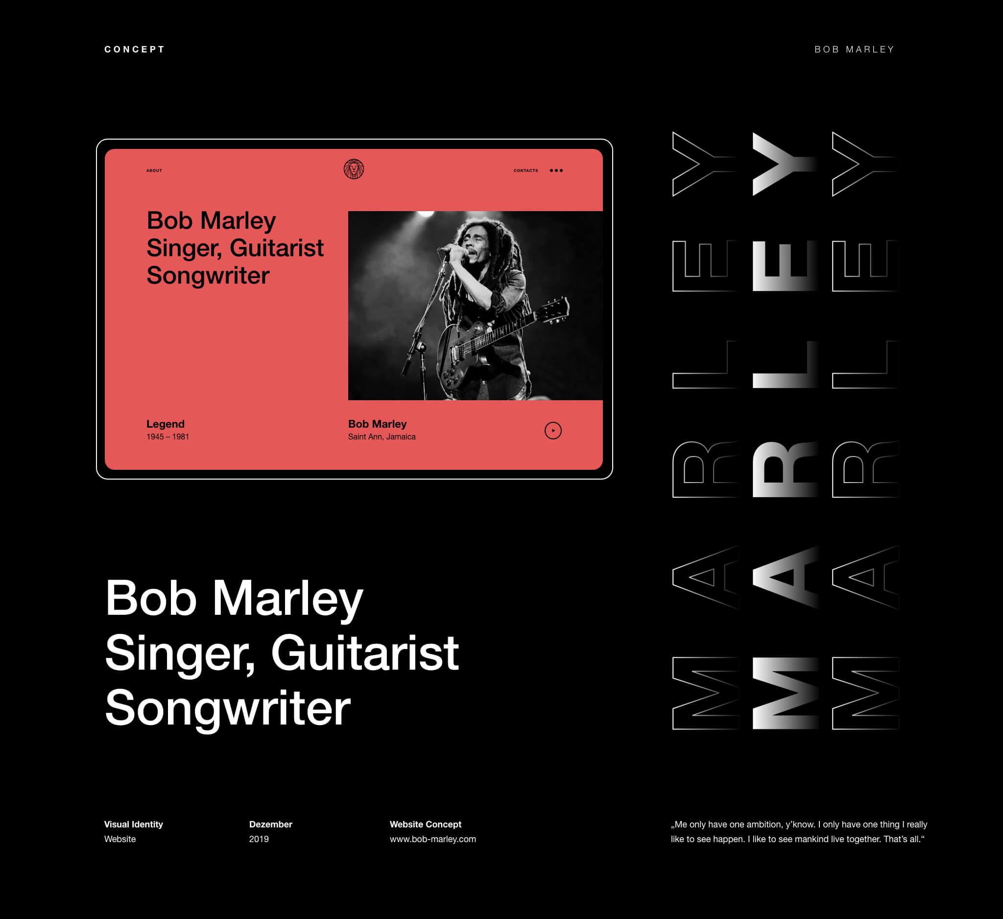 Bob Marley Compliation