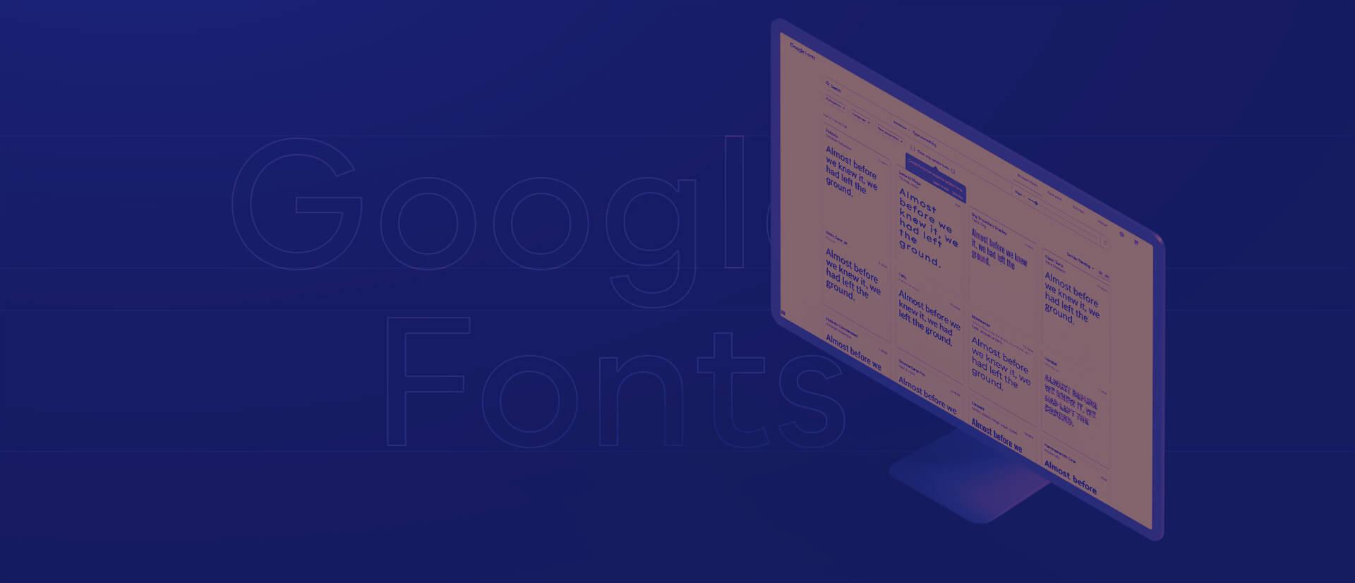 Isometric Desktop Screen