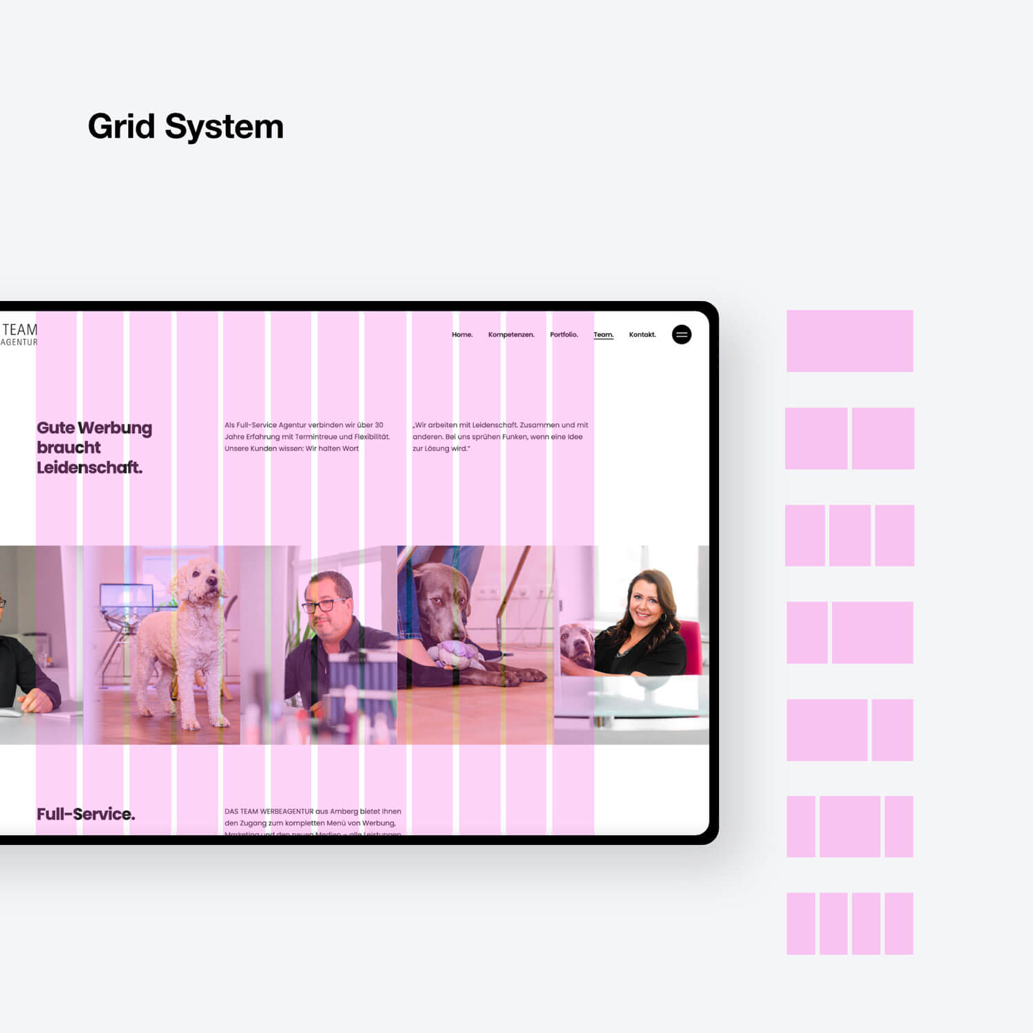 Preview of Webdesign