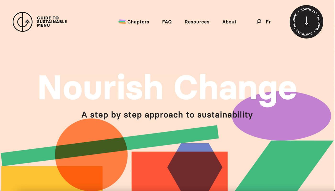 Website Screenshot of menudurable.ca