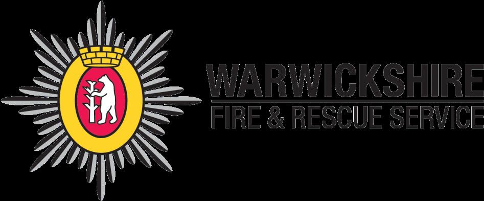 Warwickshire fire & rescue service logo