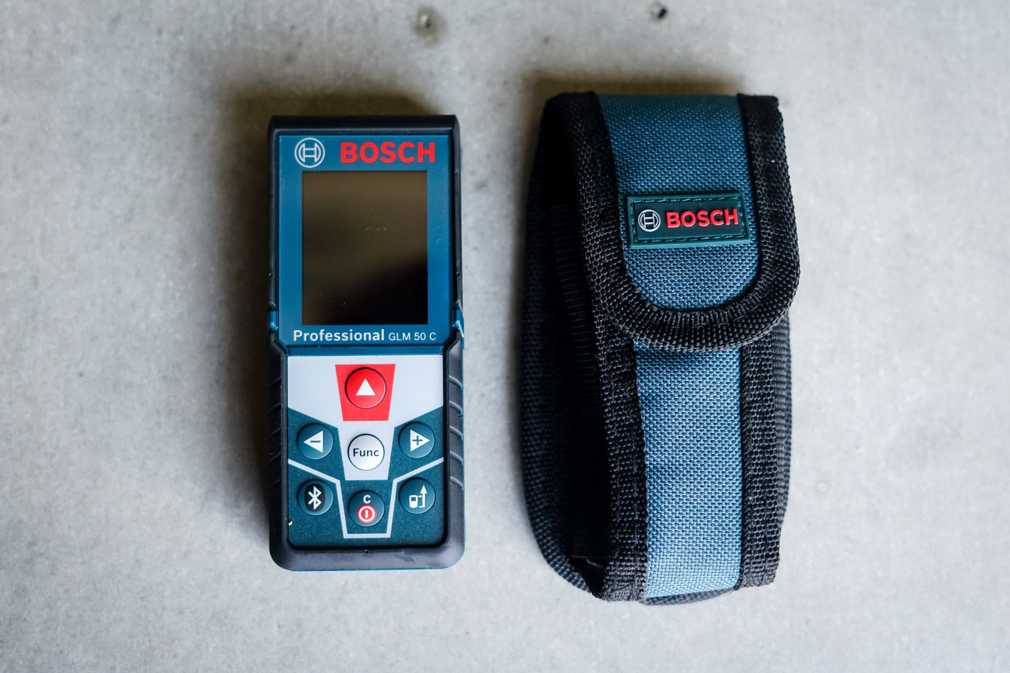 Bosch 165 ft. Laser Measurer