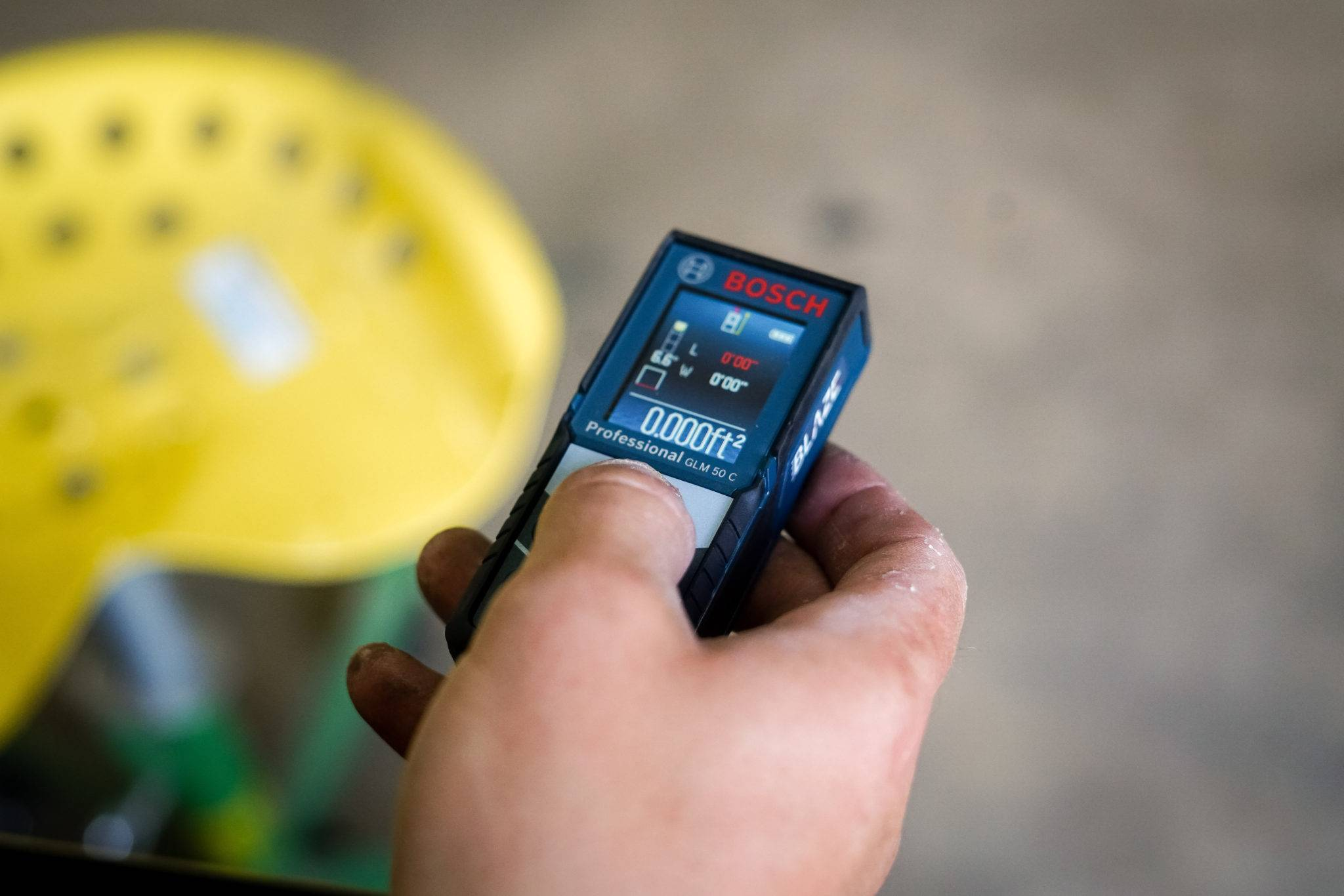 bosch laser measure bluetooth
