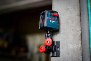 Bosch Cross-Line Self-Leveling Laser