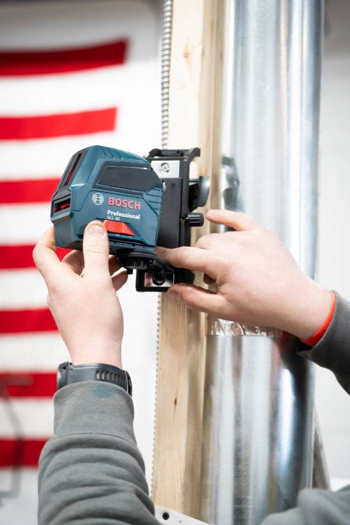 BOSCH 50ft. Laser Level