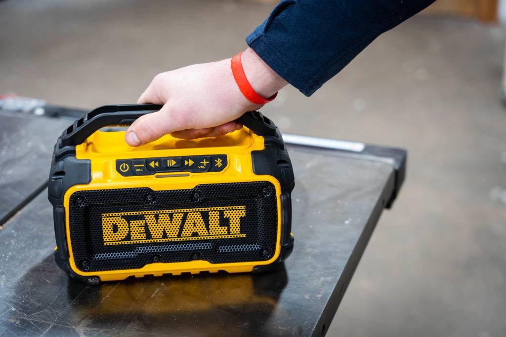DEWALT Jobsite Radio