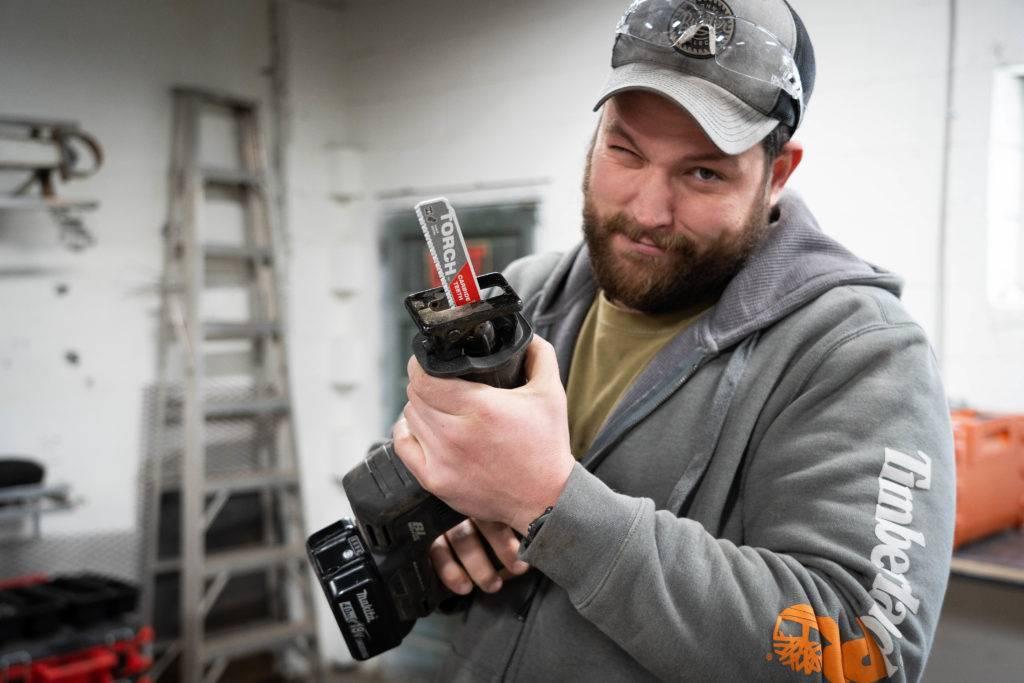 Metal Cutting Circular Saw & Recip Blade Review
