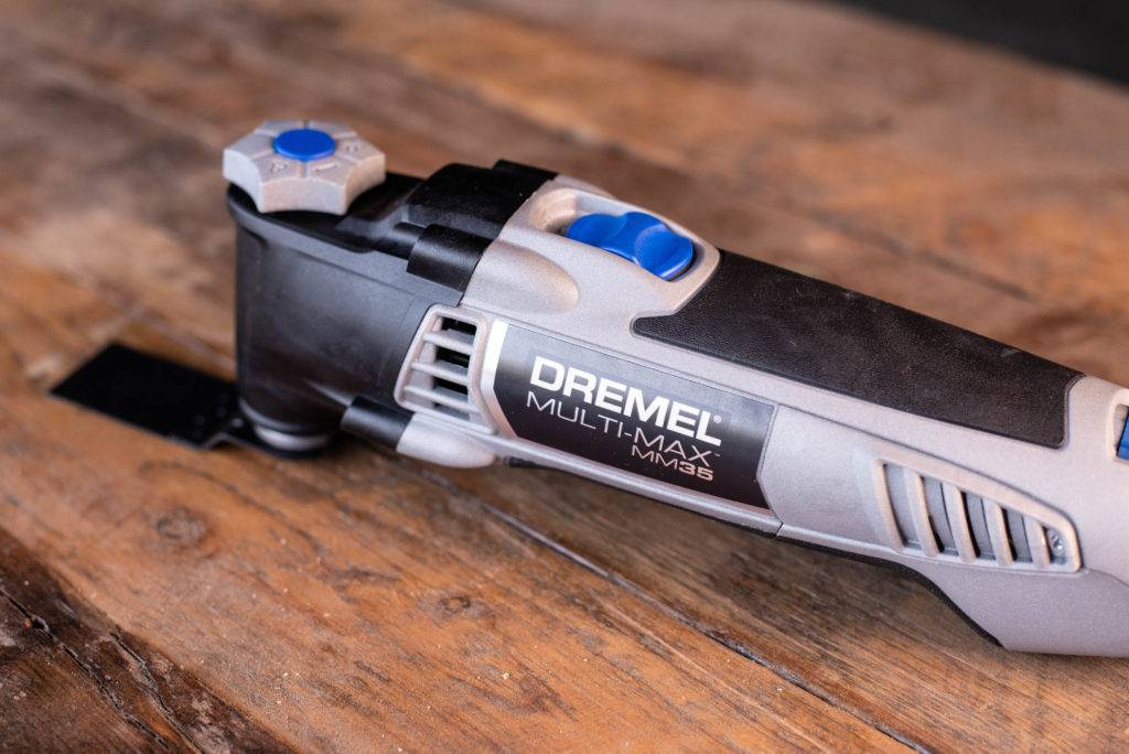 Dremel Corded Oscillating Tool