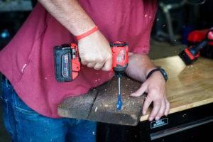 Milwaukee M18 FUEL Drill Driver Kit