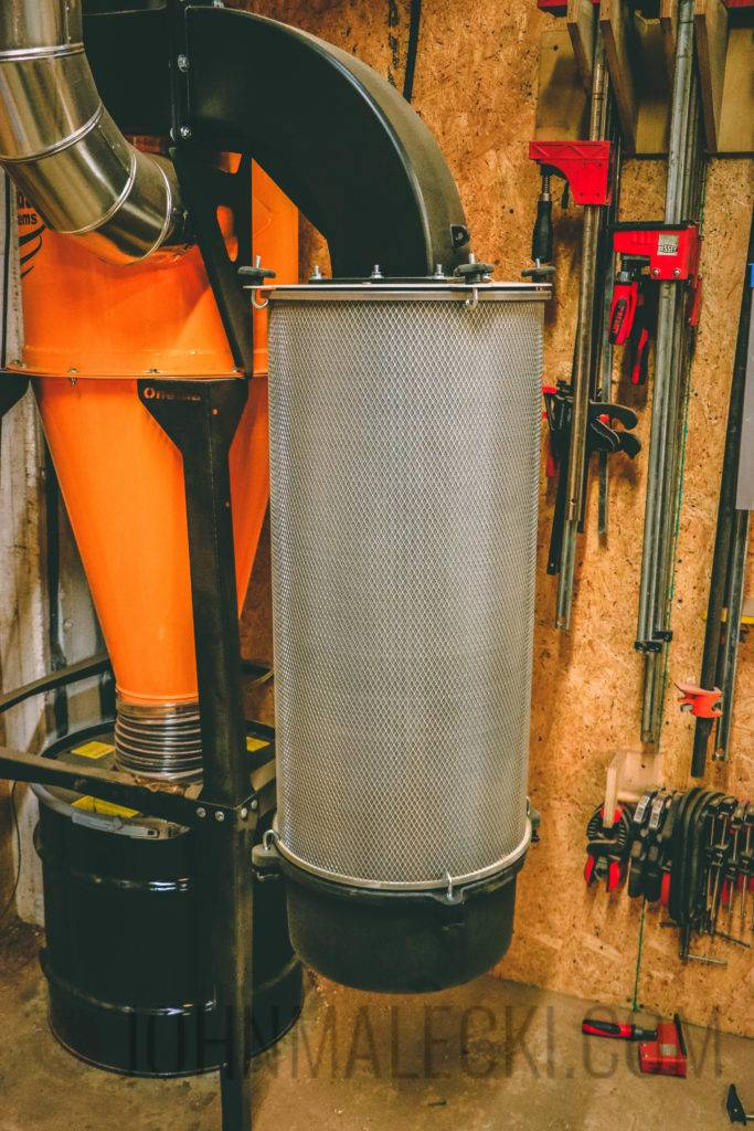 Dust Collection System Filter