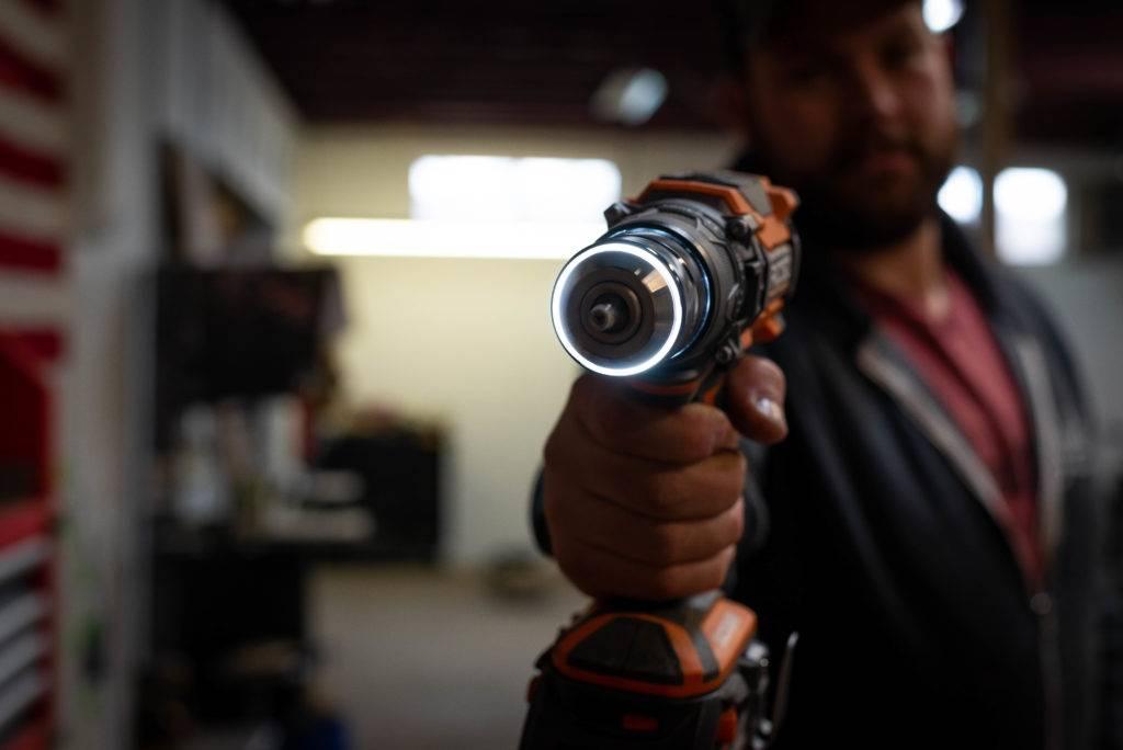 RIDGID Octane Hammer Drill/Driver