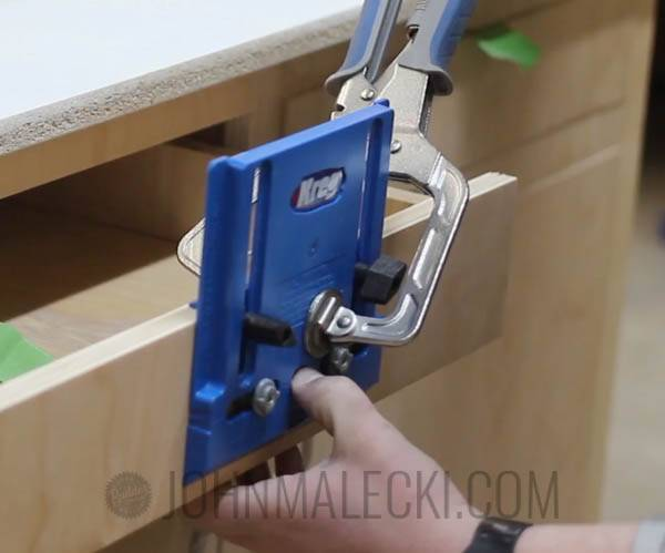 Table Saw Outfeed Table Step-20