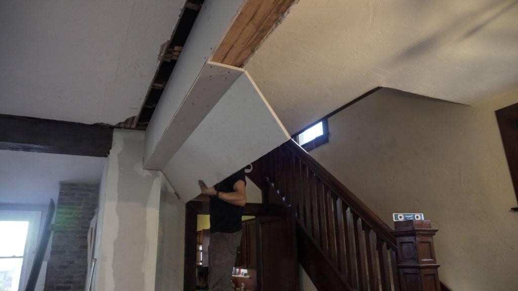 Drywall Main Flooring