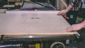 Clamp Rack - Break Down Plywood (1 of 1)