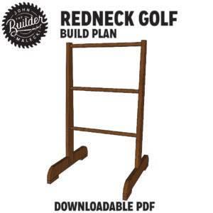 Redneck Golf Plan