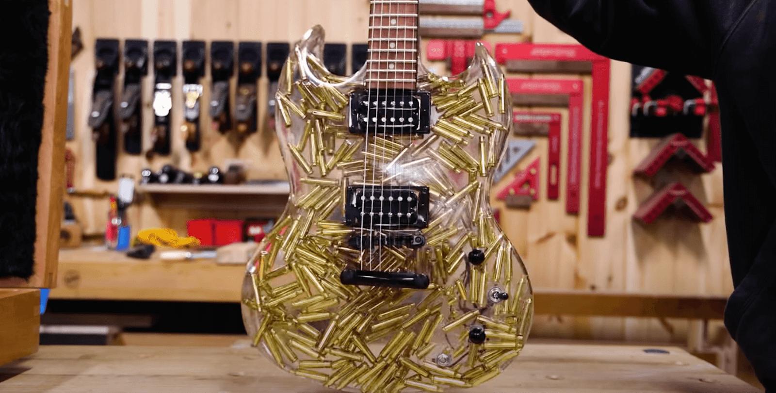 guitar build