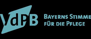 Logo VdPB – Vereinigung der Pflegenden in Bayern