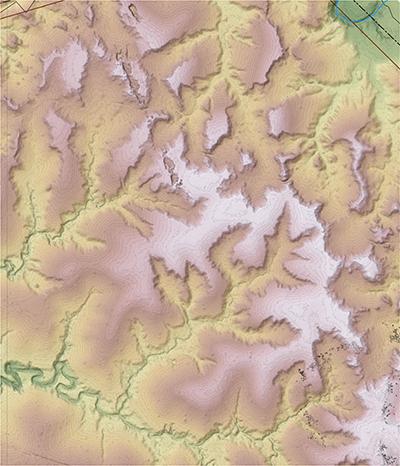 Types de livrable - LIDAR