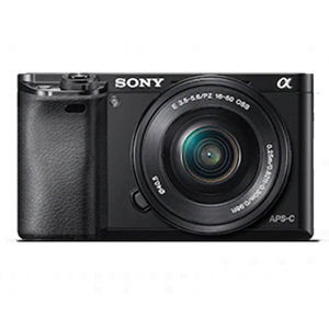 Caméra RVB Sony Alpha a6000