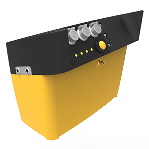 LiDAR YellowScan Mapper II