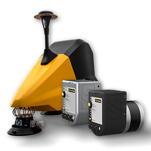LiDAR YellowScan Support Fly & Drive