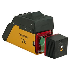 LiDAR YellowScan Vx-15